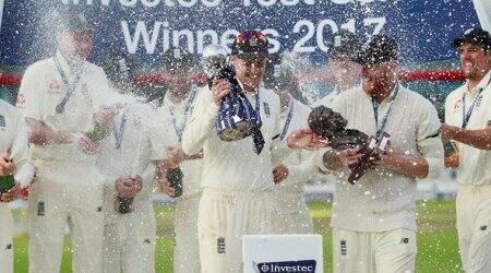 England vs South Africa, Moeen Ali, James Anderson, Faf du Plessis, sports gallery, cricket, Indian Express