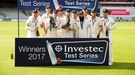 Moeen Ali takes England to 177 run win over South Africa, clinch series3-1
