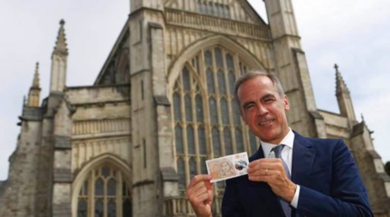 Bank of England says, animal-fat banknotes, world news, Indian express news