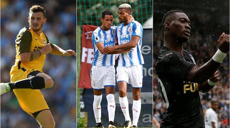 Huddersfield Town, Newcastle United, Brighton, Premier League, sports news, football, Indian Express