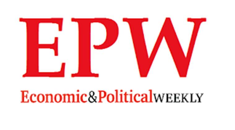 Economic and Political Weekly, EPW, academic journal, economic journal, indian express opinion