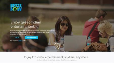 Bollywood lures Apple, Amazon and Netflix in Eros librarysale