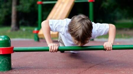 Exercise in childhood, exercise in adolescence, cut obesity, Fitness news, Indian express news