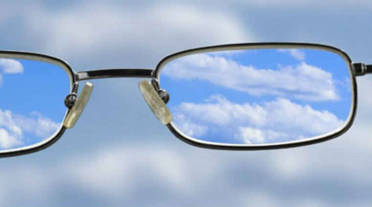 Eyeglass Frame Generator : Researchers develop eyeglasses activated by blinking The ...