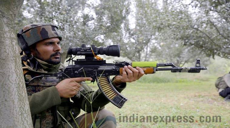 Two Indian soldiers, one policeman killed in Pulwama attack