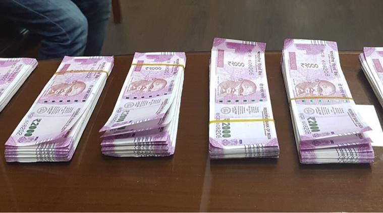Ed Raids Foreign Currency Exchange Agencies, Seizes 'crores Of Rupees'