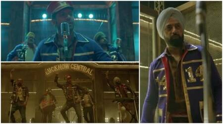 Lucknow Central Kaavaan Kaavaan song: Farhan Akhtar brings back iconic wedding song but with a twist