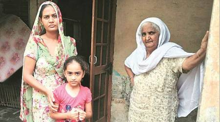 Farmer suicide in Fatehgarh Sahib village: Family stares at void as debt kills all three male members in 8 years