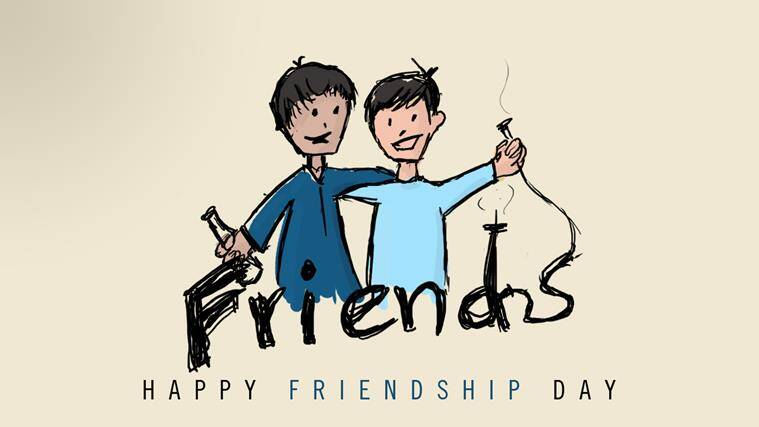 Friendship Day Google Poll Tracks Where Most People Met Their Closest Friends!