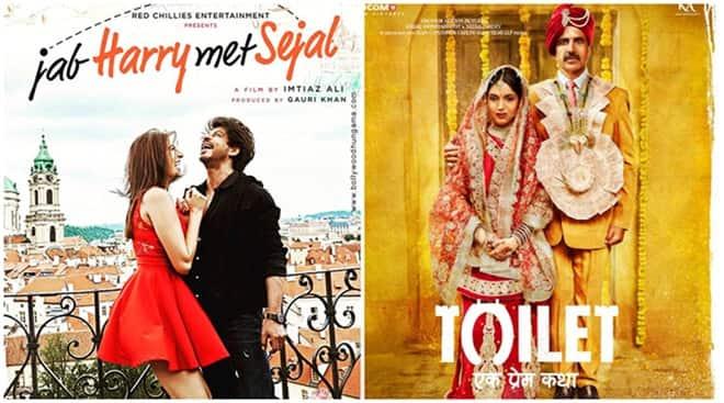 Jab Harry Met Sejal, Toilet Ek Prem Katha, upcoming movies august, bollywood films august, upcoming films in august, bollywood releases august 2017