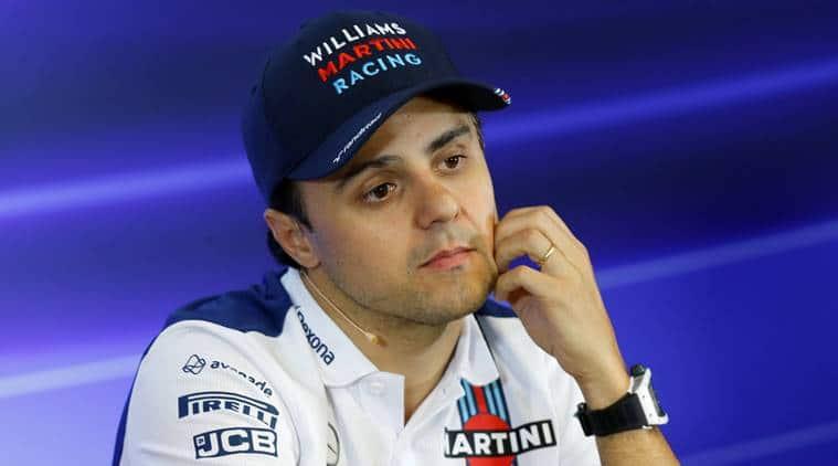 Felipe Massa, Belgian Grand Prix, Formula one, F1, sports news, Indian Express