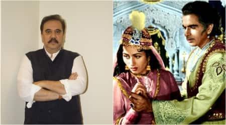feroz abbas khan, mughaleazam play, mughal-e-azam, feroz abbas khan mughal-e-azam