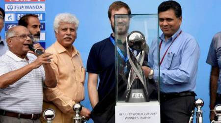 FIFA U-17 World Cup, FIFA U-17 World Cup schedule, sports news, football, Indian Express