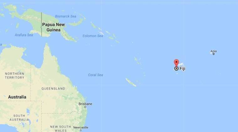 Strong 64 quake hits off fiji us monitor the indian express fiji earthquake fiji earthquake pacific ring of fire usgs us geological gumiabroncs Images