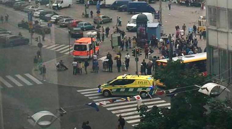 Finland terror attack, Finnish Police news, International news, Finland terror attack news, Finland knife attack, International news, world news, latest news