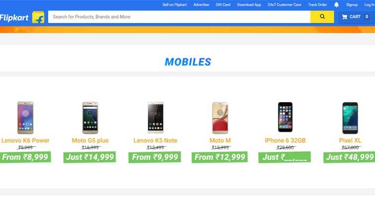 Amazon, Flipkart announce sale bonanzas ahead of I-Day