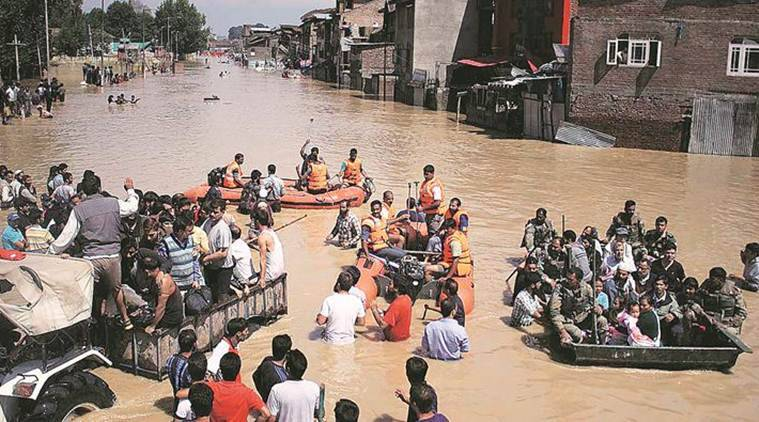floods, flooding, Bengaluru floods, guwahati floods, Chennai Srinagar floods, Delhi floods, Gurgaon floods, explained news