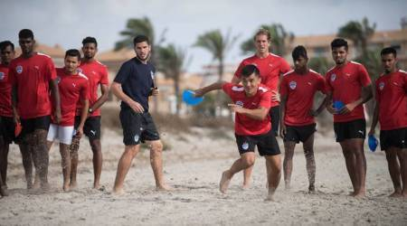 Bengaluru FC announce squad for AFC Cup knockoutrounds