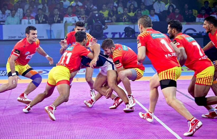 Telugu Titans vs Patna Pirates