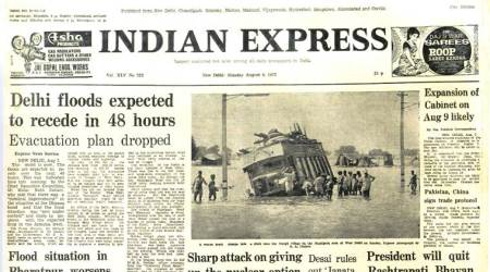 August 8, 1977, Forty Years Ago; Keeping out Indira