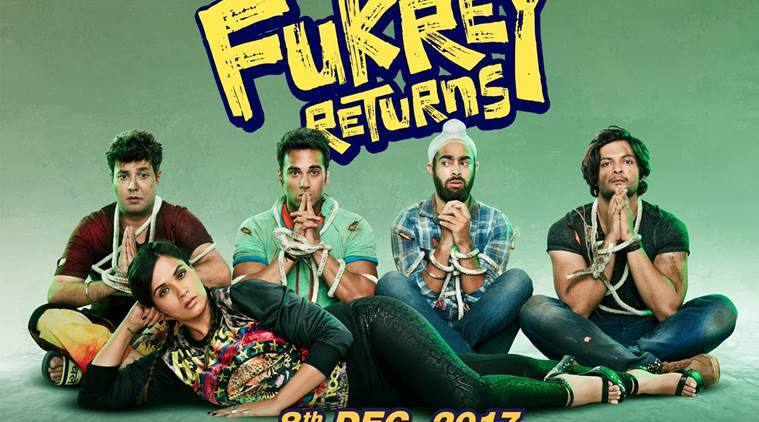 Fukrey Returns continues to grow on the second weekend