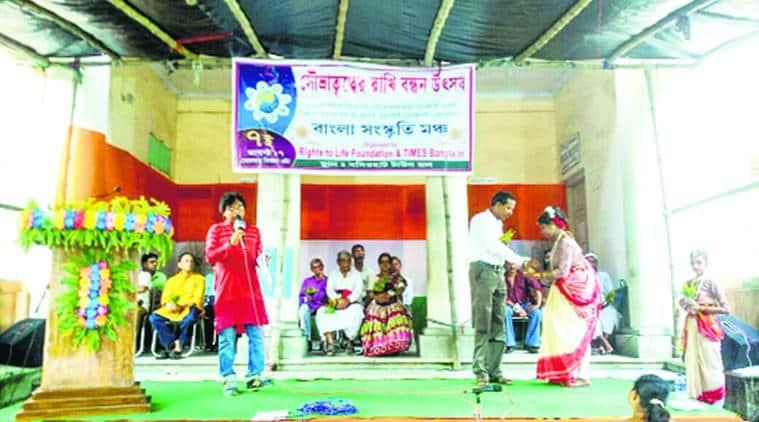 Basirhat communal violence, post Basirhat communal violence, Hindu Muslim unity, hindu Muslim unity story, Muslims tie Rakhi, Raksha Bandhan
