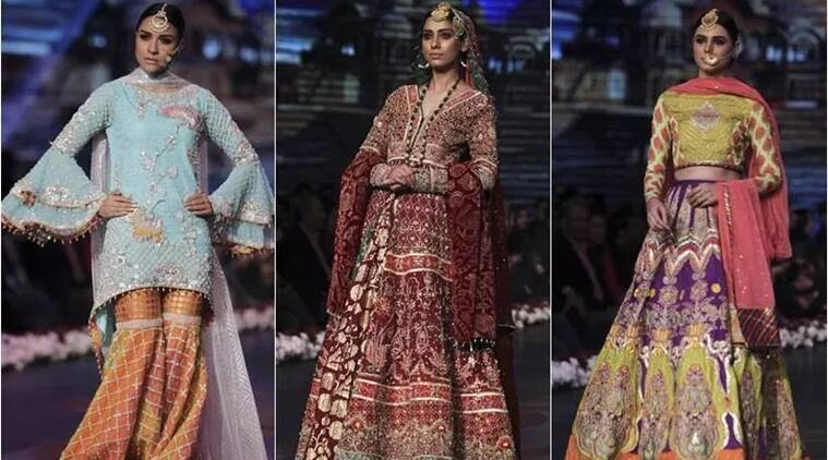 fusion look, Indian prints, semi-ethnic accessories, Indian wear, traditional wear, indian express, adding fusion to indian wear, Indian express, Indian express news