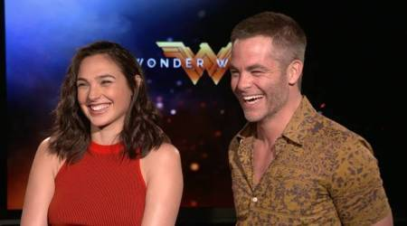 chris pine, gal gadot, chris pine birthday, gal gadot chris pine