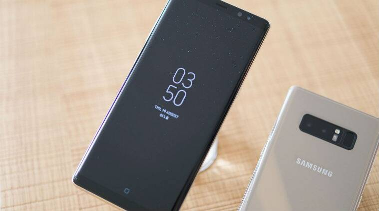 Samsung Galaxy Note 8 vs Galaxy S8+: Key differences in ...