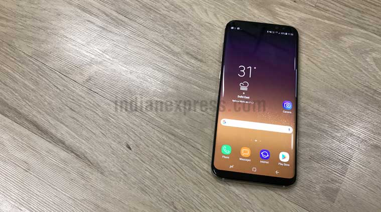 Samsung Galaxy S8, Galaxy S8, Galaxy S8 Anroid 7.1 Nougat, Android 7.1 Nougat update, Vodafone Australia
