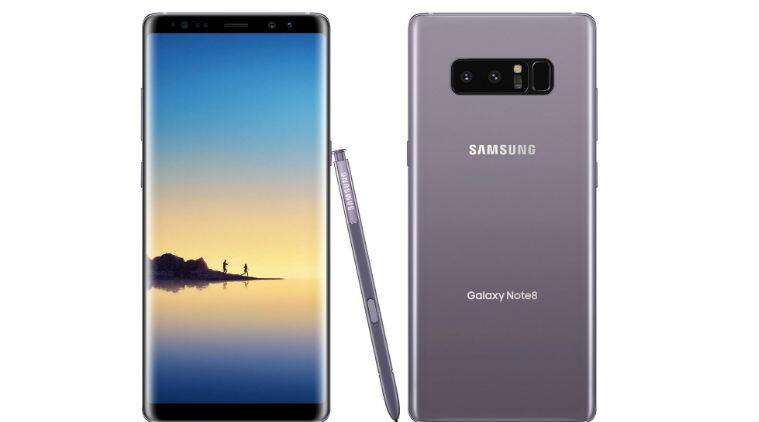 Samsung Galaxy Note 8 with 6GB RAM and 12MP Dual-Camera Announced