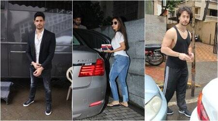 A Gentleman actors Sidharth Malhotra, Jacqueline Fernandez and more celeb spotting
