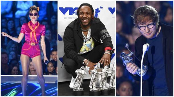 video music awards, vmas, vmas 2017, vma winners, vma pictures