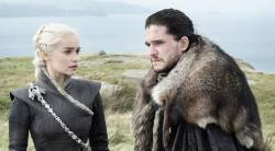 game of thrones, daenerys taragaryen, jon snow, daenerys jon pics