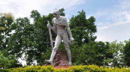 Rajsamand: Three held for vandalising Mahatama Gandhi's statue