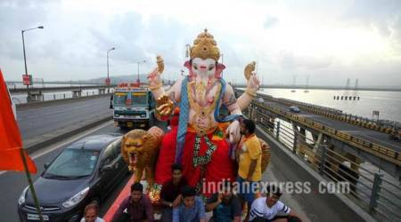 Ganesh Chaturthi 2017: Take a look at these gorgeous Ganesh idols in Mumbai