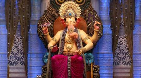 ganesh chaturthi, ganesh ad republican party, Fort Bend Republican party, zomato ganesh ad, texas Republican party ganesh ad, viral news, indian express