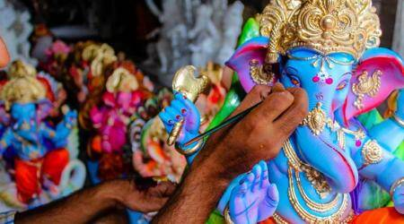 Ganesh Chaturthi Decoration Ideas: 6 quick ideas to light up your home for GanpatiPuja