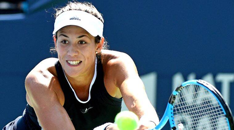 Garbine Muguruza, Rogers Cup, US Open, Tennis news, Indian Express