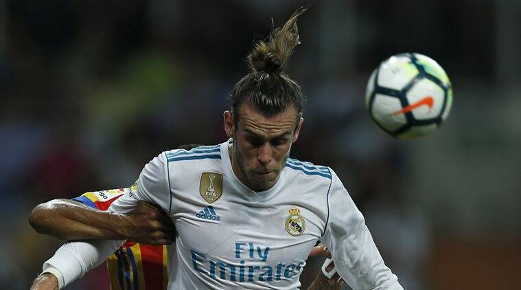 Real Madrid, Gareth Bale, Gareth Bale goal, sports news, football, Indian Express