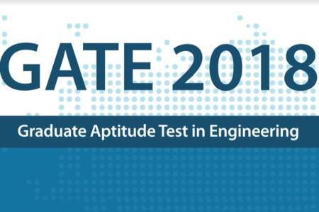 GATE 2018: Application process begins, exam in February