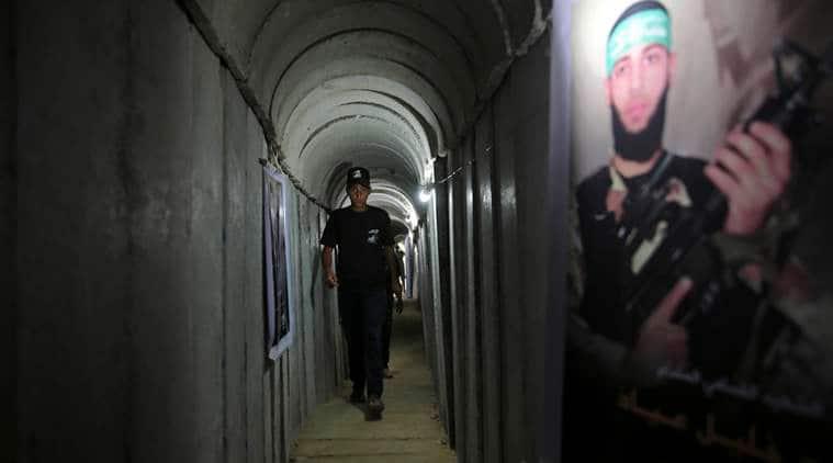 Israel, Gaza, israel underground wall, Gaza strip, underground tunnels, Israel-Palestine