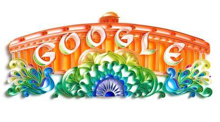 Indian Independence Day 2017: Google celebrates with a STUNNING, artistic doodle