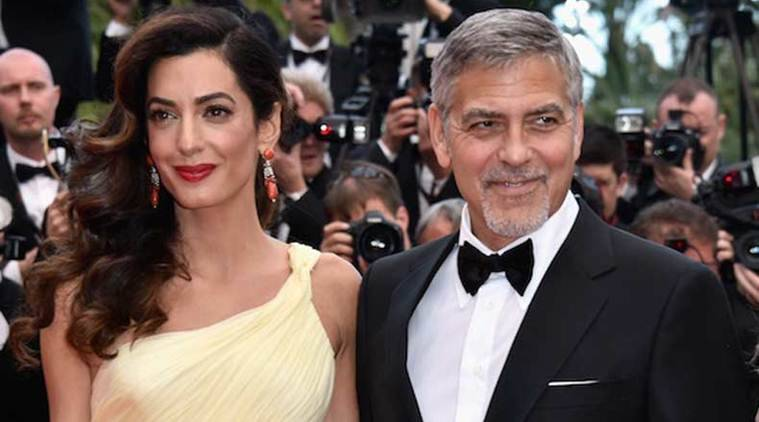 george clooney, amal clooney, george clooney donation, Charlottesville incident, clooney donation Charlottesville incident,