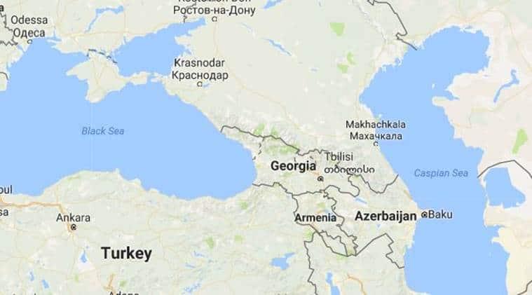 Georgia blast, Russia blast, Blast in Russia, Russia news, international news, World news, latest news