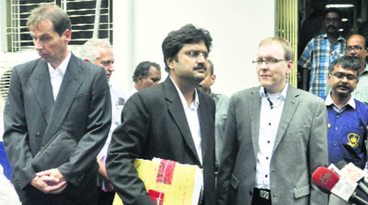 Cyber fraud case, German duped, German nationals duped in Bengal, cyber crime, indian express news