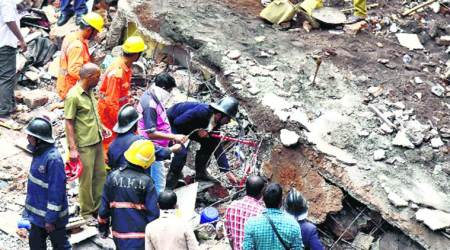 Ghatkopar collapse: Inquiry report, says making illegal changes to buildings should be made cognisableoffence