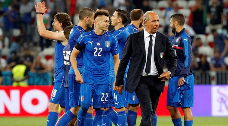 Gian Piero Ventura, Italy football team, italy coach, Football news, Indian Express