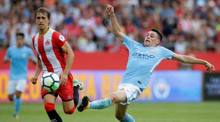 Girona, Manchester City, premier league, atletico madrid, football, sports news, indian express