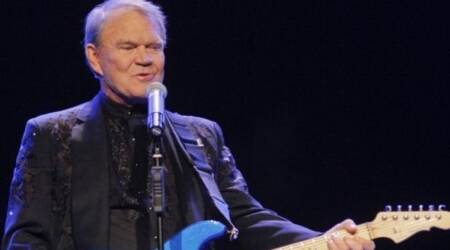 Country, pop star Glen Campbell dies at 81 after a long battle with Alzheimer